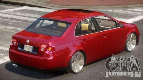 Volkswagen Jetta V1.0 для GTA 4