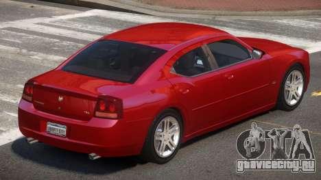 Dodge Charger V1.2 для GTA 4