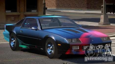 Chevrolet Camaro Old PJ5 для GTA 4