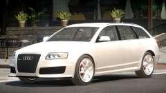 Audi RS6 ST для GTA 4