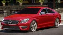 Mercedes Benz CLS63 V1.0 для GTA 4