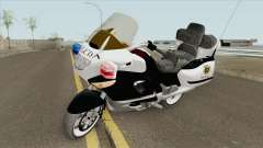 BMW (Police Motorcycle) для GTA San Andreas