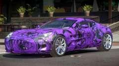 Aston Martin One 77 PJ5 для GTA 4