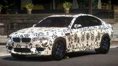 BMW M5 F10 RS PJ5 для GTA 4