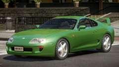 Toyota Supra TDI для GTA 4