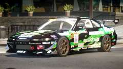 Nissan Silvia Tuned для GTA 4