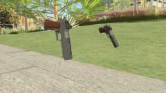 Heavy Pistol GTA V (Luxury) Base V1 для GTA San Andreas