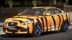 Jaguar XFR GT PJ5 для GTA 4