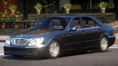 Mercedes Benz S600 Limited Edition для GTA 4