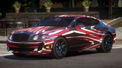 Bentley Continental Tuned PJ5 для GTA 4