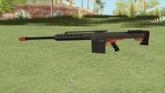 Heavy Sniper GTA V (Orange) V2 для GTA San Andreas