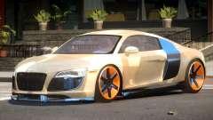 Audi R8 TDI PJ1 для GTA 4