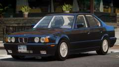 BMW 535i E34 V1.1 для GTA 4