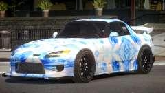 Honda S2000 GT-Sport PJ1 для GTA 4