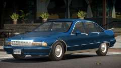 Chevrolet Caprice Old для GTA 4