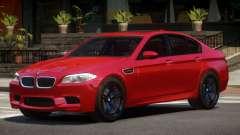 BMW M5 F10 TDI для GTA 4