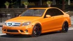 Mercedes Benz C180 Edit для GTA 4