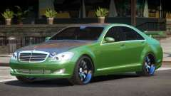 Mercedes Benz S500 Tuned для GTA 4