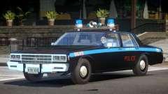 Chevrolet Impala Police V1.1 для GTA 4