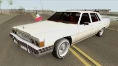 Cadillac Sedan DeVille (Lolita) 1979 для GTA San Andreas