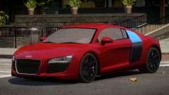 Audi R8 FSI GT для GTA 4