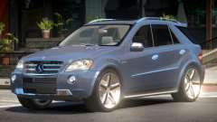 Mercedes Benz ML63 V1.2 для GTA 4