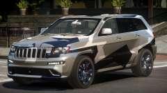 Jeep Grand Cherokee ST PJ4 для GTA 4