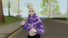 Rubia V6 (GTA Online) для GTA San Andreas
