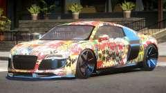 Audi R8 TDI PJ5 для GTA 4