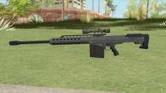 Heavy Sniper GTA V (LSPD) V3 для GTA San Andreas