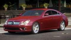 Mercedes Benz CLS 63 RT для GTA 4
