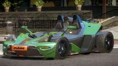 KTM X-Bow GT для GTA 4