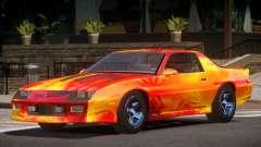 Chevrolet Camaro Old PJ3 для GTA 4