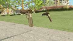 Heavy Pistol GTA V (Army) Base V2 для GTA San Andreas