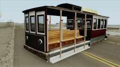 Tram Car для GTA San Andreas
