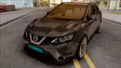 Nissan Qashqai IVF v2 для GTA San Andreas