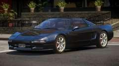 Acura NSX V1.2 для GTA 4
