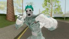 Yeti Tubbie (Slendytubbies 3) для GTA San Andreas