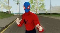 Spider-Man (Wrestler Suit) для GTA San Andreas