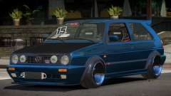 Volkswagen Golf Racing Tuning для GTA 4