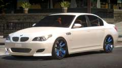 BMW M5 Tuned