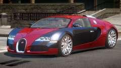 Bugatti Veyron 16.4 Sport PJ5 для GTA 4