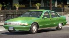 1992 Chevrolet Caprice для GTA 4