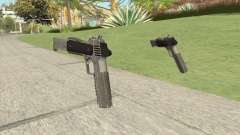 Heavy Pistol GTA V (Platinum) Base V2 для GTA San Andreas