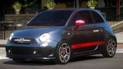 Fiat 500 Abart для GTA 4