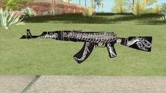 AKM Tyranno V2 для GTA San Andreas