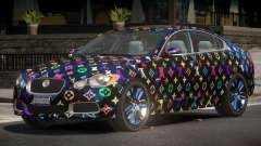 Jaguar XFR GT PJ4 для GTA 4