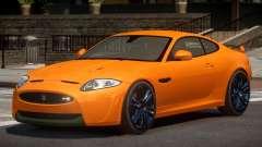 Jaguar XKR-S V1.0 для GTA 4