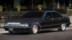 1989 Chevrolet Caprice для GTA 4