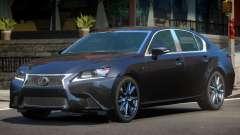Lexus GS350 V1.0 для GTA 4
